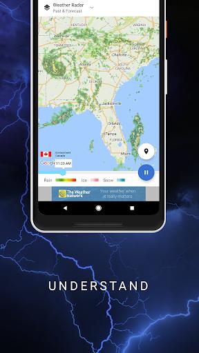 The Weather Network  screenshots 6
