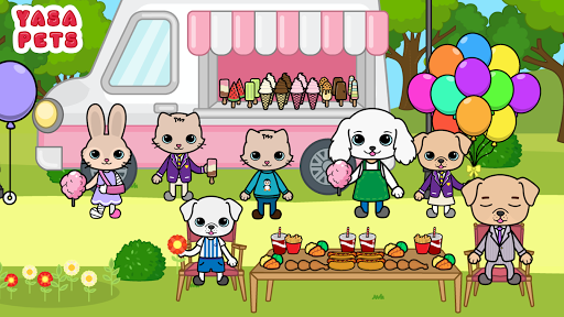 Yasa Pets Town screenshot 2