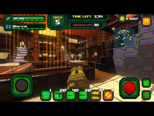 Rescue Robots Sniper Survival screenshots 15