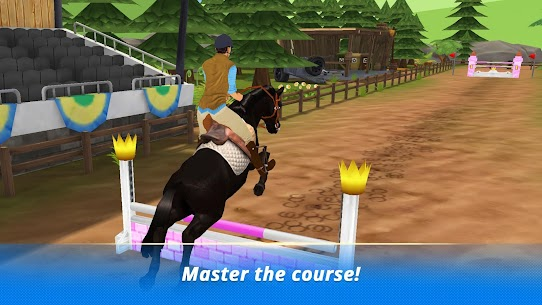 Horse Hotel – be the manager of your own ranch MOD (Unlimited Currency) 5