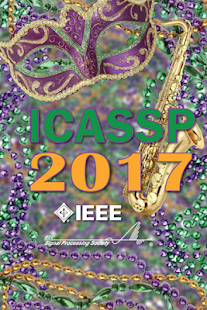ICASSP 2017 - náhled