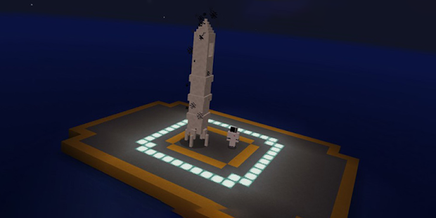 Rocket Mod for Minecraft PE - náhled