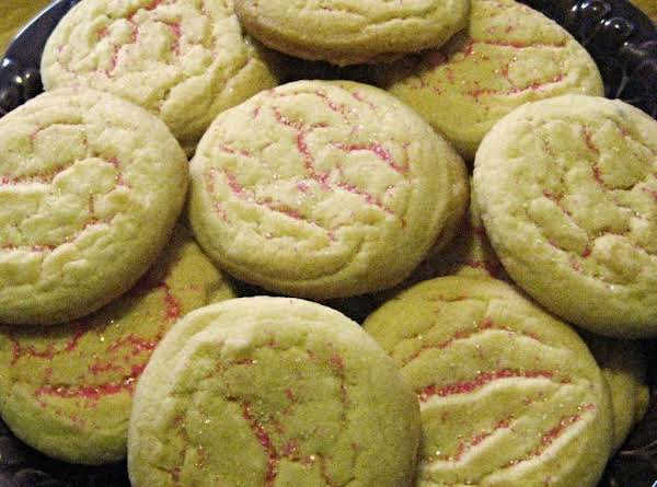 Melt In Your Mouth Sugar Cookies