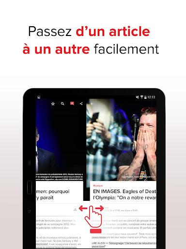 玩免費新聞APP|下載L'Express : l'actu en continu app不用錢|硬是要APP