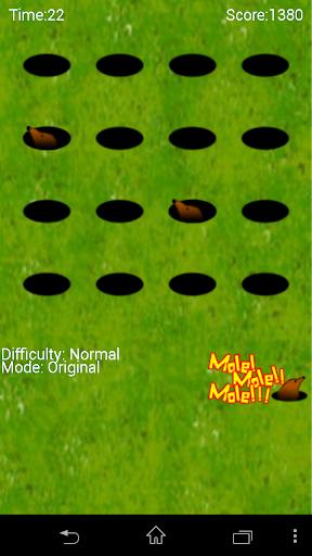 Poke A Mole screenshot 3