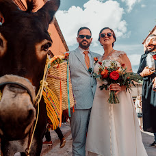 Wedding photographer Fer Mancera (fdfoto). Photo of 11.09.2018