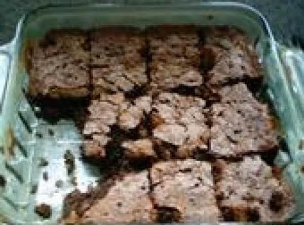 Deep Dish Brownies Recipe