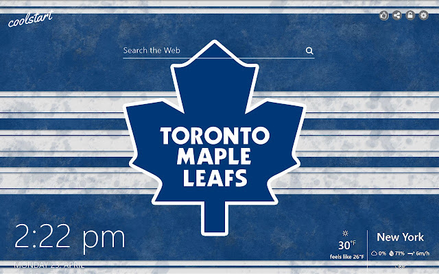 Toronto Maple Leafs HD Wallpapers NHL Theme