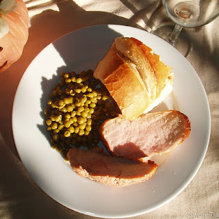 Honey Mustard Pork Loin