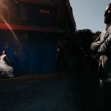 Fotografo di matrimoni Christian Macias (christianmacias). Foto del 14.07.2019