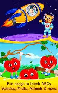 Nursery Rhymes & Kids Games- screenshot thumbnail