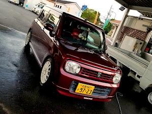 アルトラパン HE22S T 2009年式のカスタム事例画像 ryo-ryouさんの2019年10月13日18:59の投稿