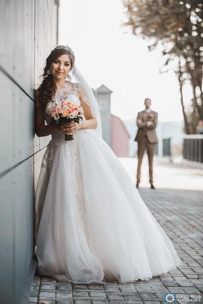 Wedding photographer Kirill Belyy (tiger1010). Photo of 03.02.2019
