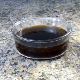Carolina Style Vinegar BBQ Sauce.