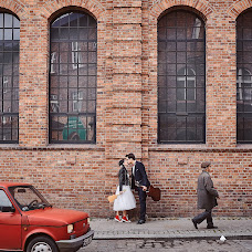 Wedding photographer Dawid Zieliński (zielinski90). Photo of 12.12.2016