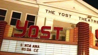 Yost Theatre and Ritz Hotel