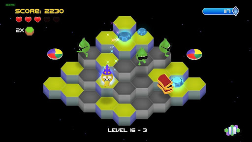 Q*bert: Rebooted  screenshots 3
