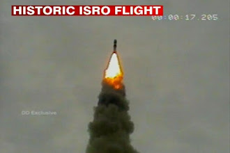 Photo: ISRO's historic 100th space mission sent, PM witnesses event http://t.in.com/bsio