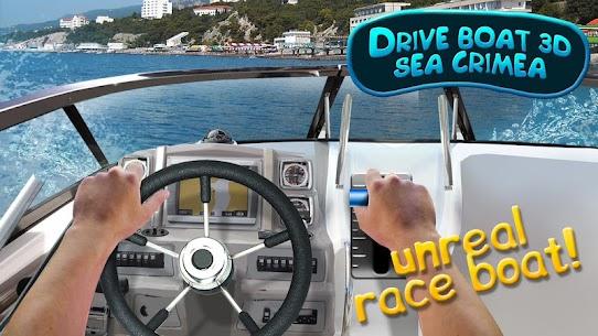 Drive Boat 3D Sea Crimea 1.3 Mod APK Latest Version 1