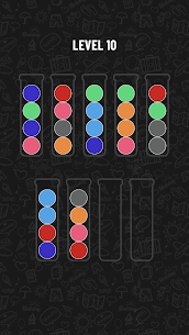 Ball Sort Puzzle MOD APK (Unlimited Money) 1
