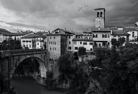Borgo medievale di Cividale del Friuli di natalia_bondarenko