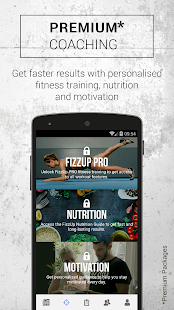 FizzUp Online Fitness Trainer - Android Apps on Google Play