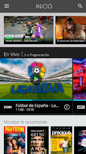 MovistarPlay: miniatura de captura de pantalla
