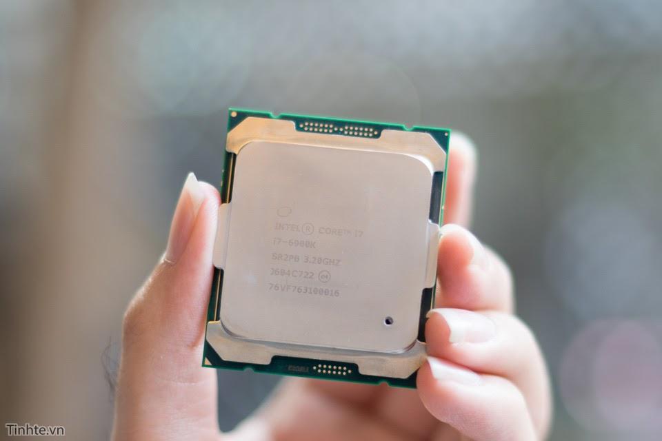 Đánh giá combo MSI X99A Gaming Pro Carbon và Intel Core i7-6900k: Mạnh, đẹp, giá khoảng 40 triệu
