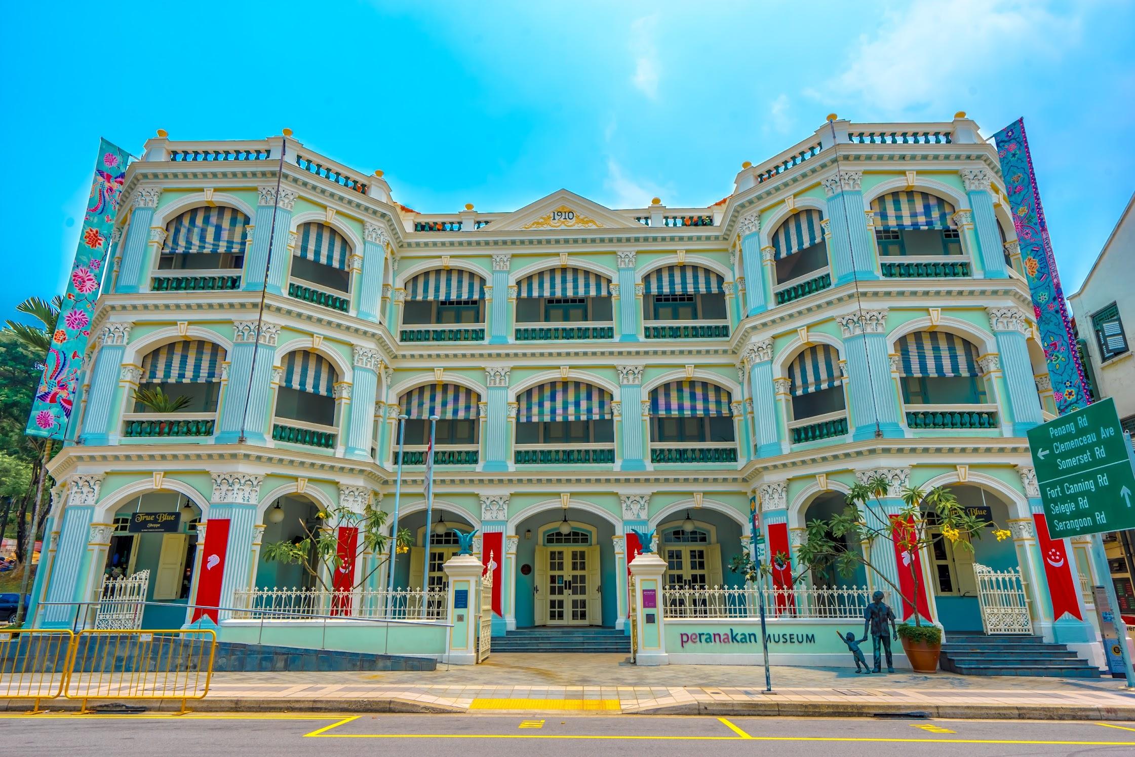 シンガポール プラナカン博物館1