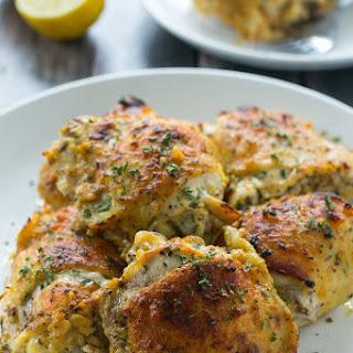 Roasted Greek-Style Chicken