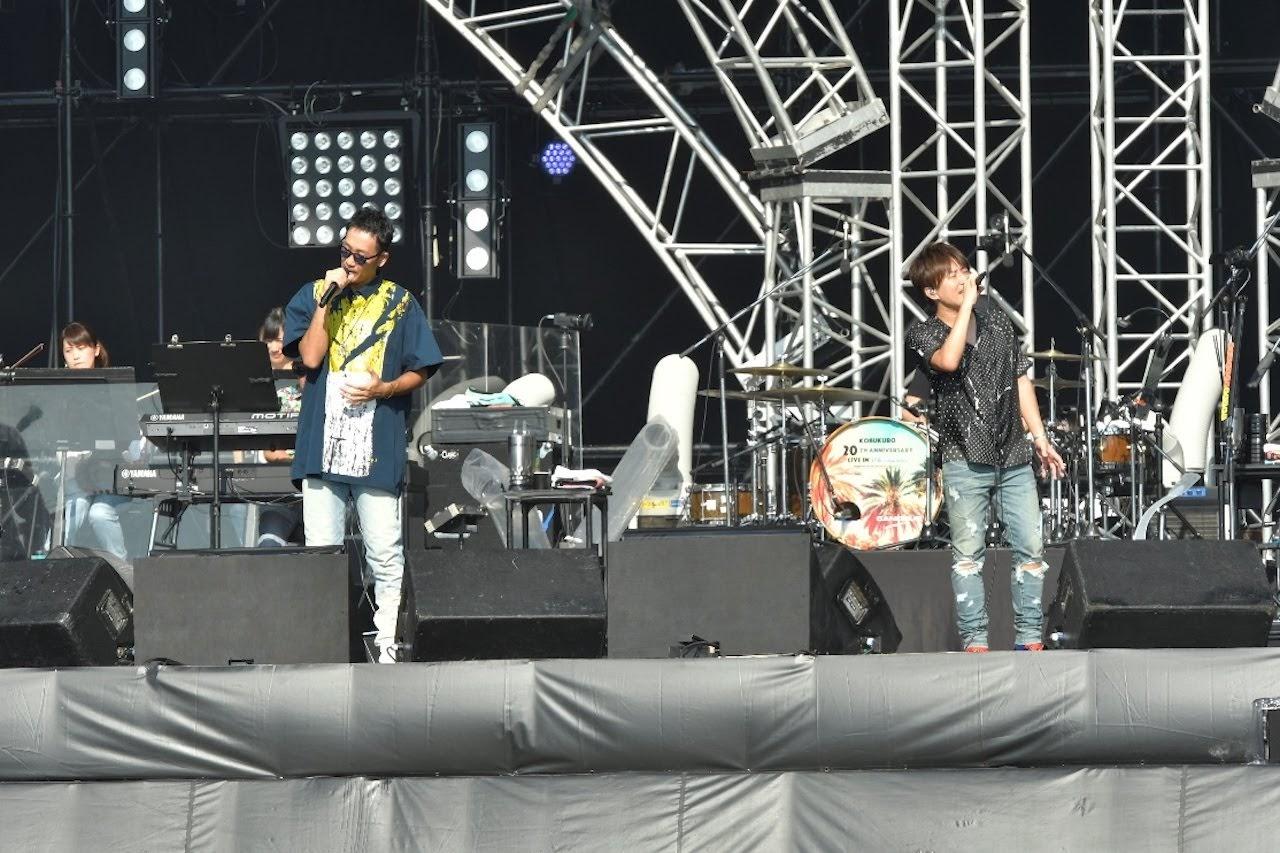 【迷迷專訪】可苦可樂 (コブクロ)「想帶一首日本演唱會上聽不到的歌給台灣的大家」