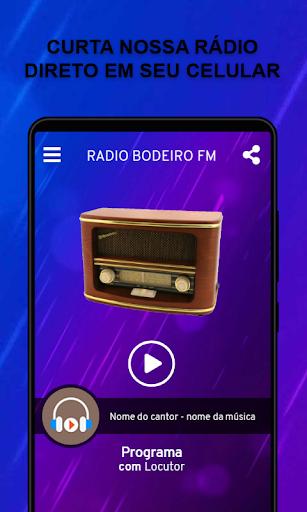 Radio Bodeiro Fm screenshots 1