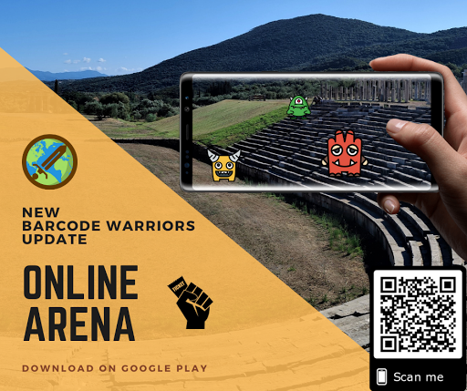 Barcode warriors (Real world RPG) screenshots 5