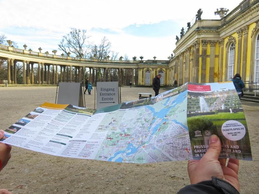 POTSDAM, uma conferência, vários palácios e um belo passeio (desde Berlim)   Alemanha