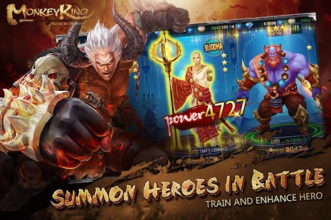 Monkey King: Havoc in Heaven Hack for the game
