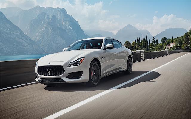 Maserati  Themes & New Tab