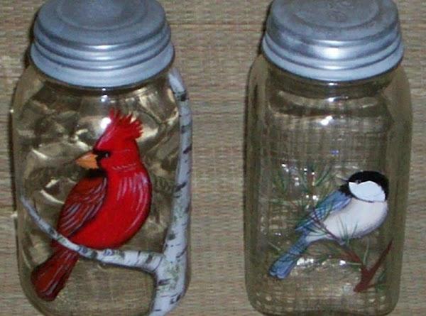 Bird Treats In A Jar Recipe