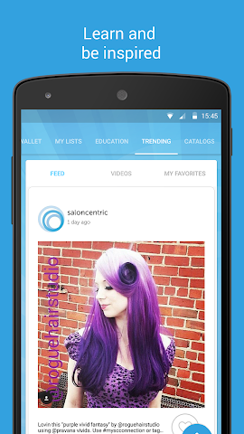 android SalonCentric Screenshot 3