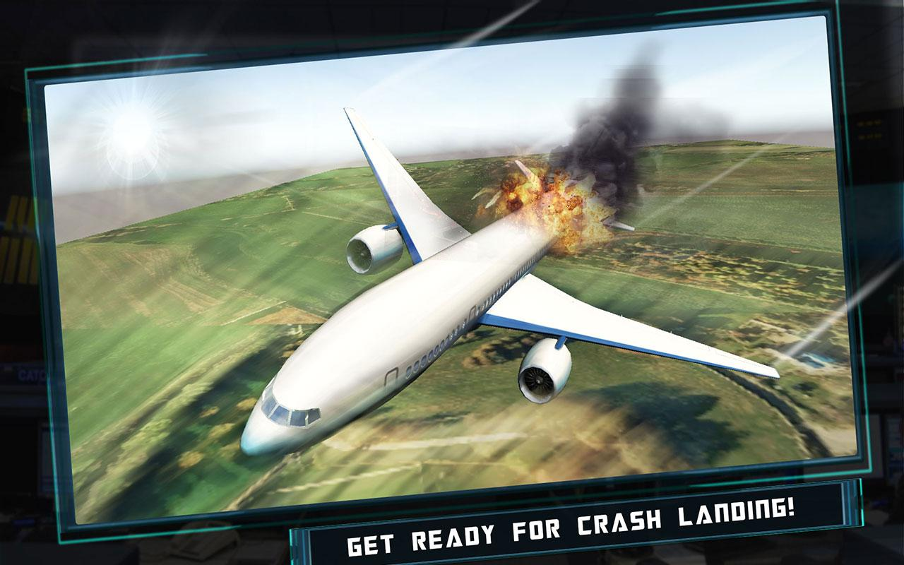 Extreme Airplane Crash Landing Android Apps On Google Play