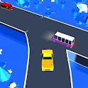 Highway Cross 3D - Traffic Jam Free game 2020 icon