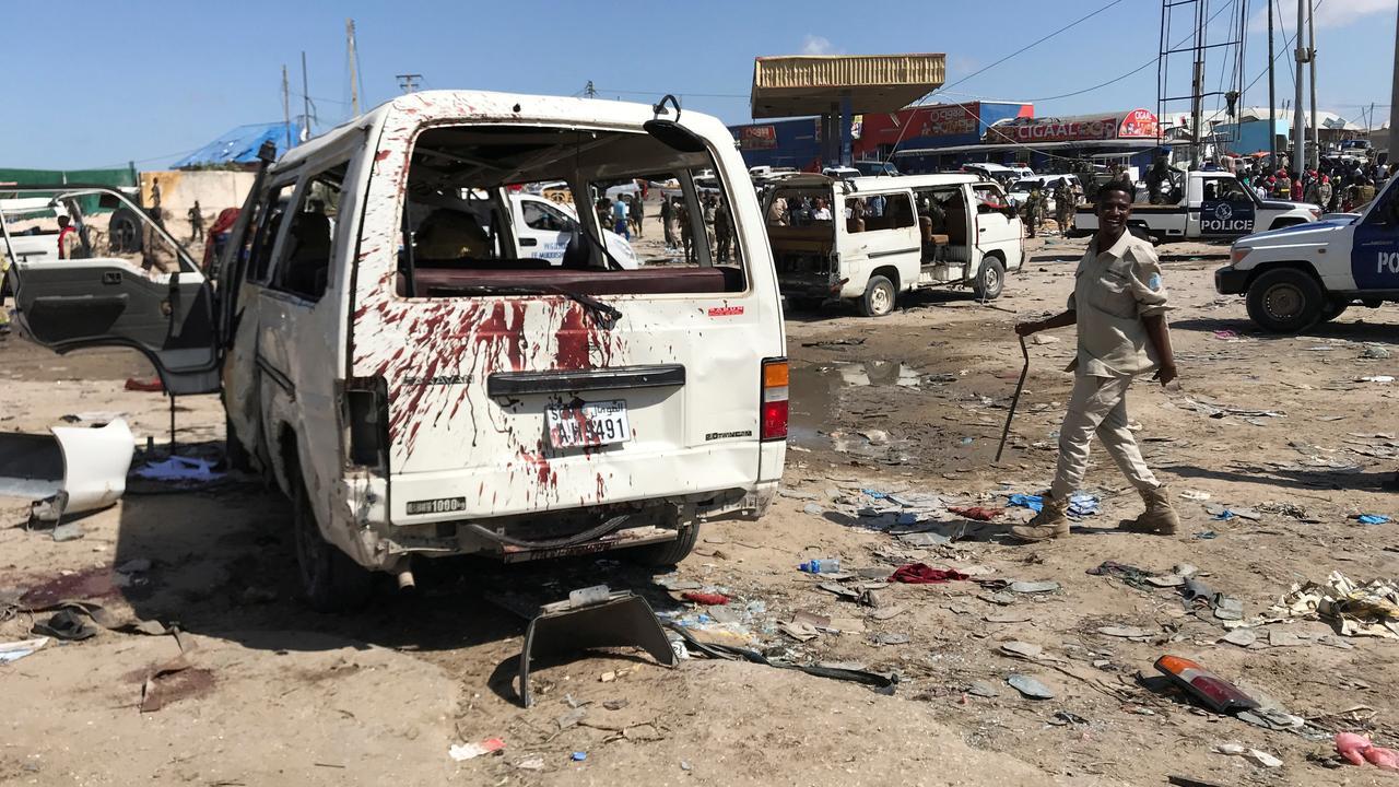 80 personas mueren en ataque suicida en Somalia