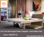 One of the Best Budget Hotels in Bangkok –Grand Alpine Hotel