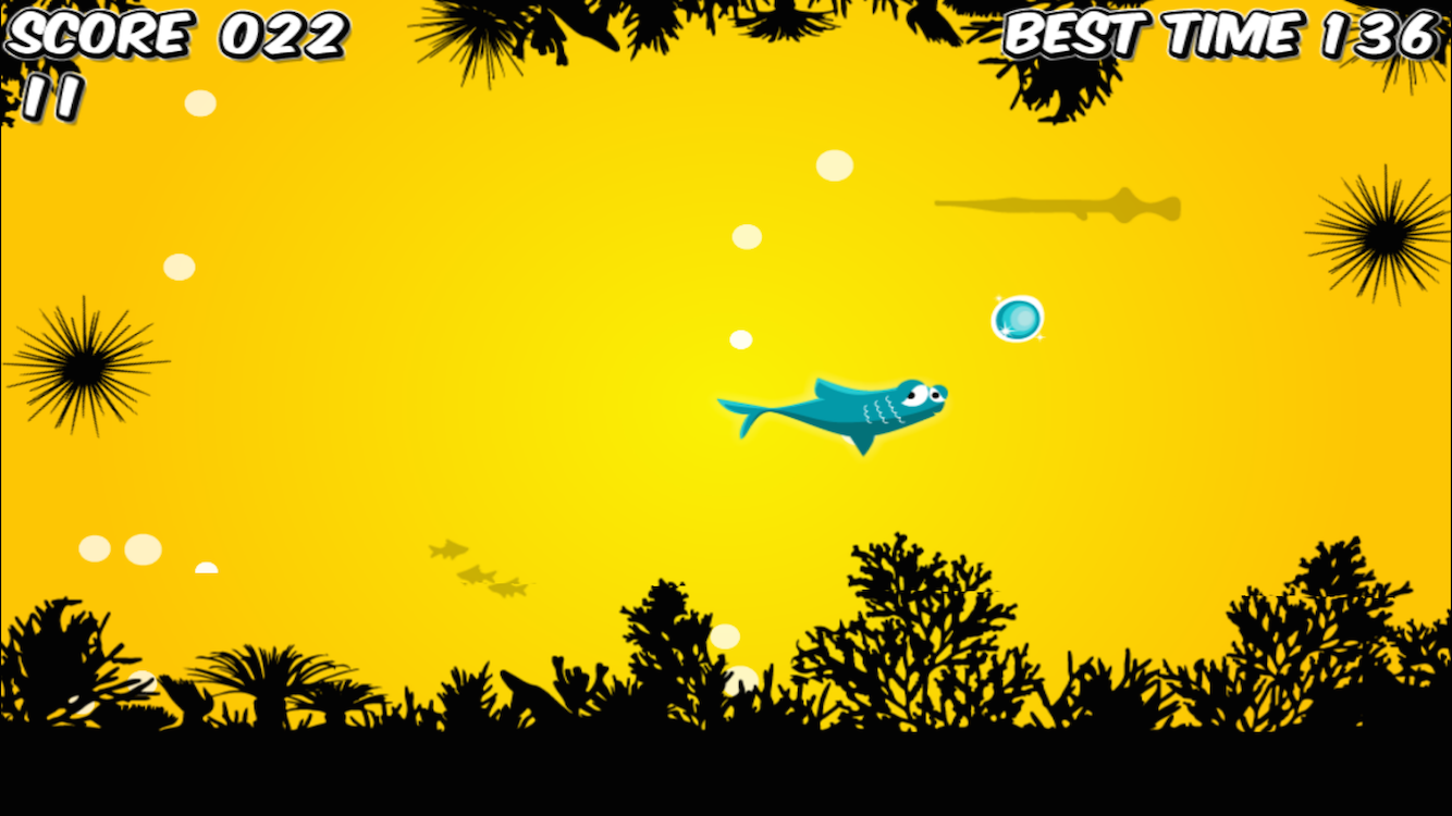 Shark Tank Attack free for boy- screenshot