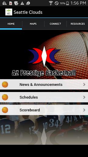 AZ Prestige Basketball