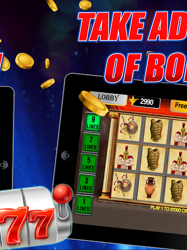 Retro Slots - jackpot big win for PC