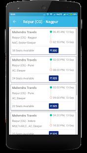 Mahendra Travels - náhled