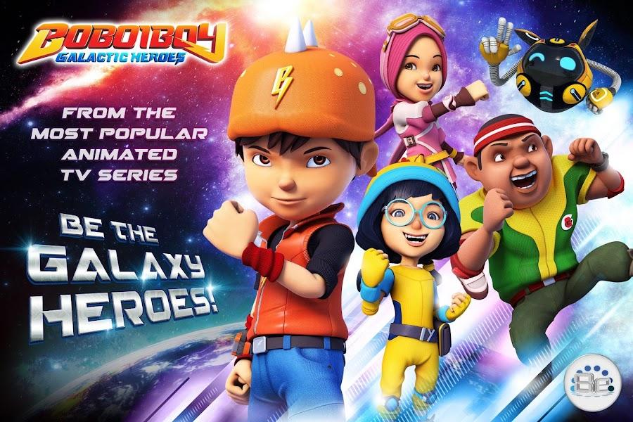 BoBoiBoy: Galactic Heroes v1.0.1 [Mod]
