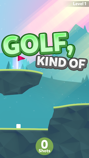 Golf, kind of - screenshot