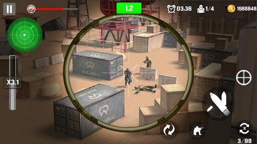 Mountain Shooting Sniper  screenshots 6