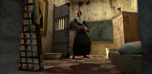 Evil Nun game (apk) free download for Android/PC/Windows